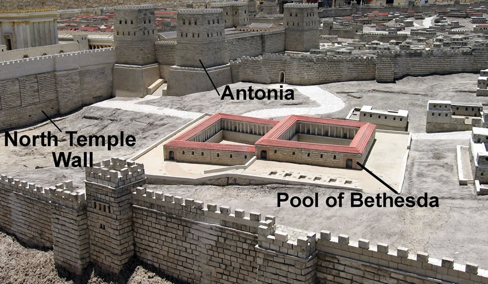 Commentary On John 5 Jesus Heals At The Pool Of Bethesda
